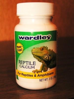 Витамины для рептилий