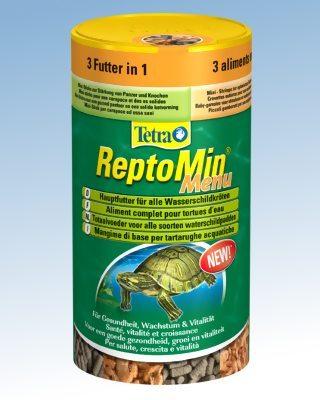 Сухой корм для пресноводных черепах